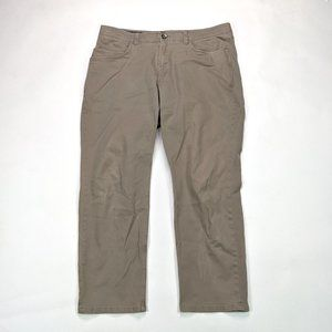 Under Armour Payload Chino Size 38 X 30 Khaki Pant